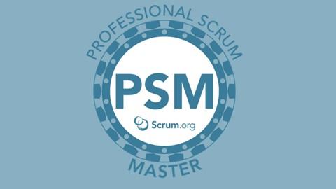 Testes práticos de Professional Scrum Master (PSM I) 2021