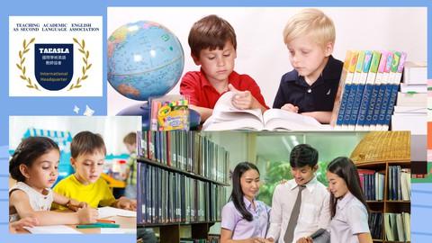 Junior IELTS Level 1-5