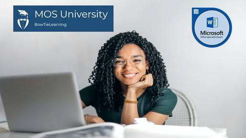Microsoft Word 2019/365 Practice Exams & Video Solutions