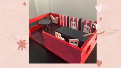3D Architecture: Design & 3DPrint simple House layouts