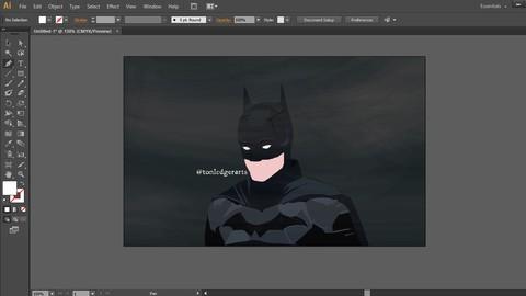 Adobe Illustrator - Aprenda a criar vetores