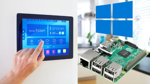 Home Automation Using Raspberry Pi And Windows 10 IoT