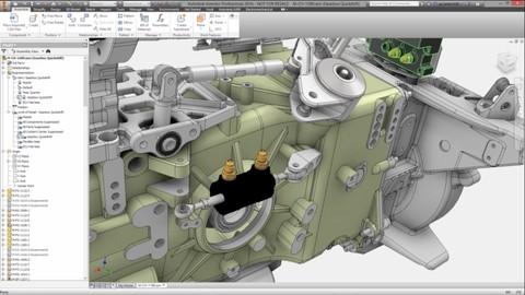 Autodesk Inventor 2016 Eğitim Serisi