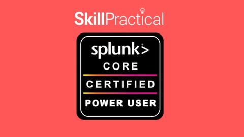 Splunk Core Certified Power User (SPLK 1002) Practice Tests