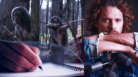 Curso de Guion de Cine Vol 3 Cómo construir un personaje.
