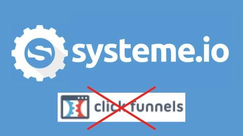Systeme io training - Alternativa gratuita a ClickFunnels!