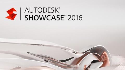 Autodesk Showcase Eğitim Serisi