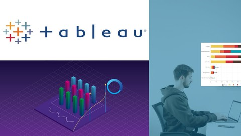 Complete Tableau 2021 : Hands-On Tableau for Data Science