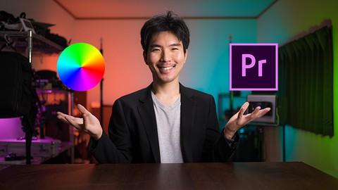 【ゼロから学ぶ!】Premiere Proのカラーコレクション&カラーグレーディング基本・基礎講座|動画っ校by那須裕介