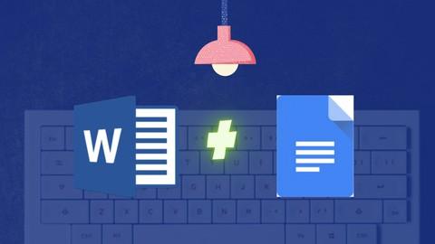 Word Processing Mastery - Microsoft Word & Google Doc