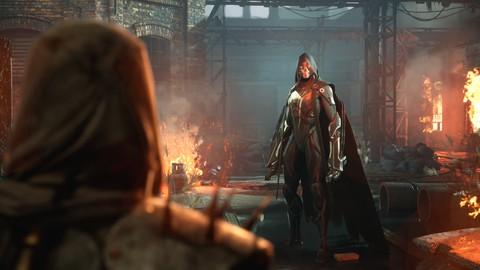 Unreal Engine 5 - Learn to Create Professional Cinematics