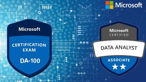 DA-100 : Analyzing Data with Power BI [100% pass guaranteed]