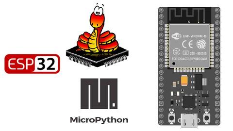 ESP32 ile MicroPython Programlama