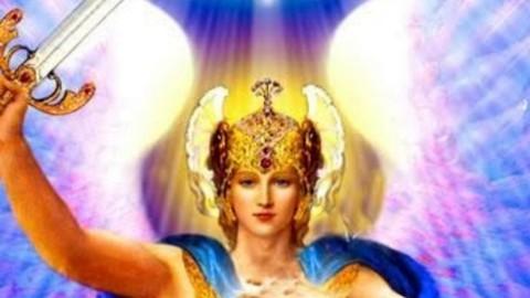 Protección Angelical: El Rayo Azul de Arcángel Miguel