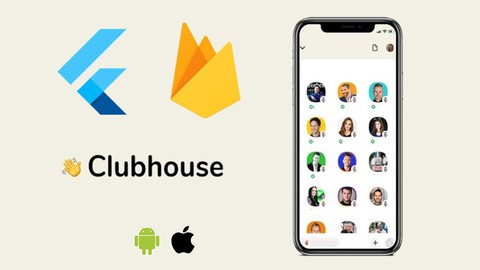 Build an invite only app like Clubhouse using Flutter
