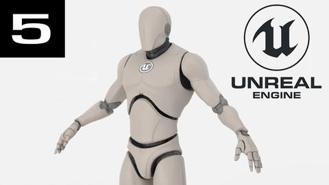 Unreal Engine 5 - Tworzenie Gier, Szybki Start oraz Projekt