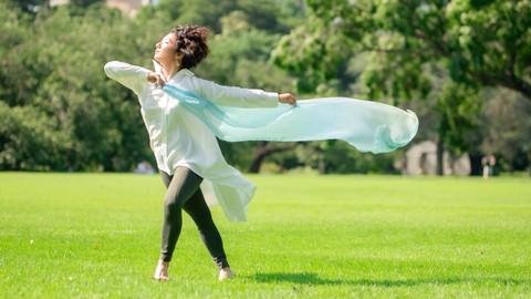 ダンスセラピー 【心と身体を自由にしよう】