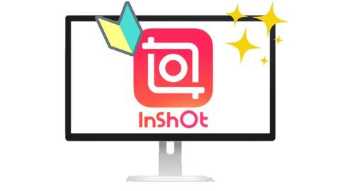 Inshot速習講座*iPhone1台でサクッと高機能の動画編集をマスターしたい方の超具体的3ステップ速習講座