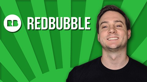 Redbubble Print on Demand Masterclass