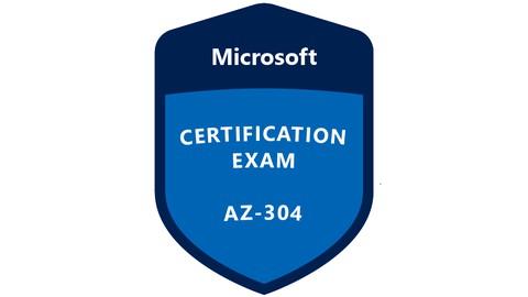 AZ-304 practice test