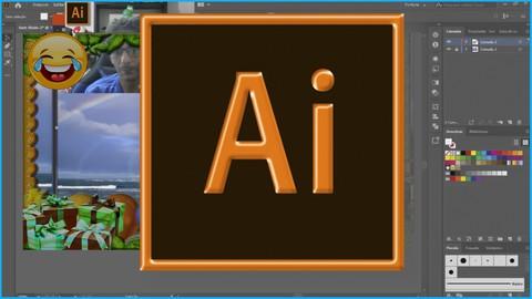 Aprenda Design Gráfico com Adobe Illustrator