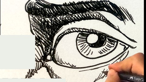 How to Draw : Cross-Hatching