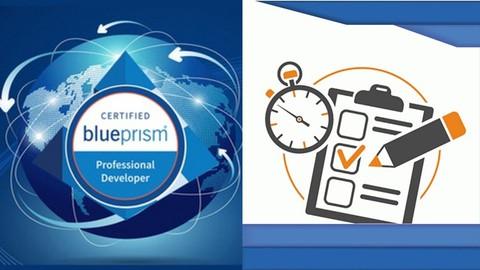 Blue Prism Certified Developer Exam --> Practice Test