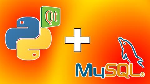 Python Pyqt5 Database Programming with MySql in Qt Designer