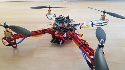 Understand the drone mechanics, design and building a drone