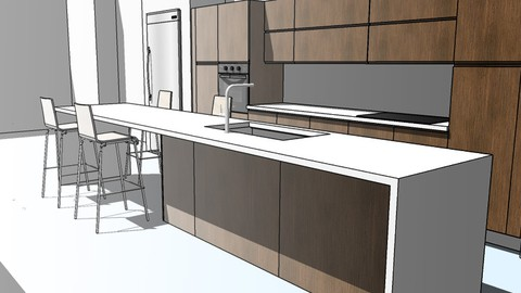 Sketchup for Kitchen designers