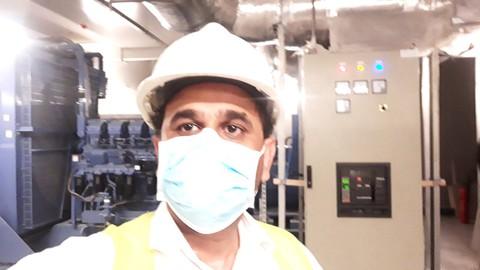 Become A Diesel Generator Engineer- In just 5.5 Hours !