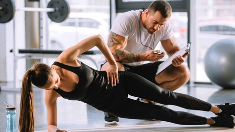 The Complete Fitness Trainer Certification