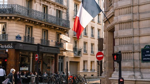 Learn French basics through English