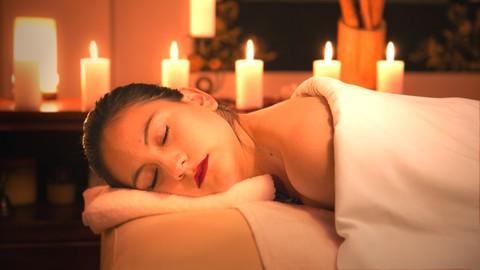 Curso profesional de masaje relajante