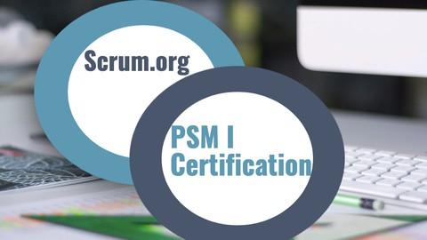 Certification  Agile Professional Scrum Master 2021   PSM I