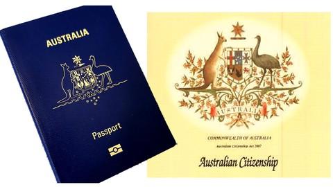 The Australian Citizenship Practice Test Latest 2021