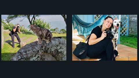 Método Fotografia Pet na Prática - Aprenda a Fotografar Pets