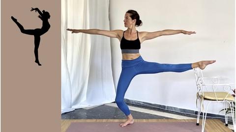 Ballet Barre Pilates - Body Sculpting, Grace & Balance