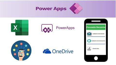 Microsoft Power Apps:Aprenda na prática a desenvolver um app