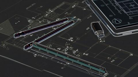 建築CAD検定2級 試験対策(後編)南立面図
