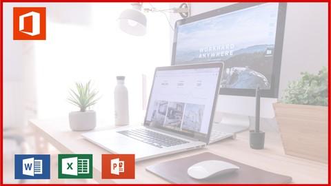 Learn MS Office Word, Excel, PowerPoint & Internet-Beginners