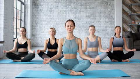 Professional Fully Accredited Meditation Teacher Diploma