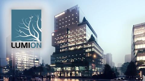 Curso de Lumion 2021: Crie fotos e Vídeos Realistas