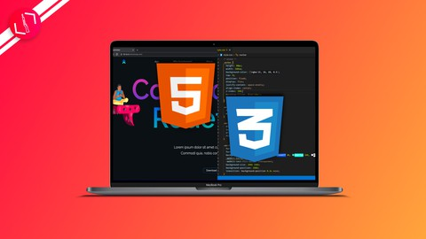 Beginner to Advanced HTML5 and CSS3 (2021)
