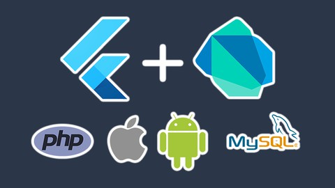Flutter PHP and MySql - Build Online Quiz with Admin Panel