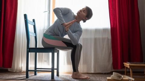 Chair Yoga Teacher Training Diploma Level 2