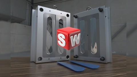 SolidWorks PRO - Introdução a Projetos de injeção