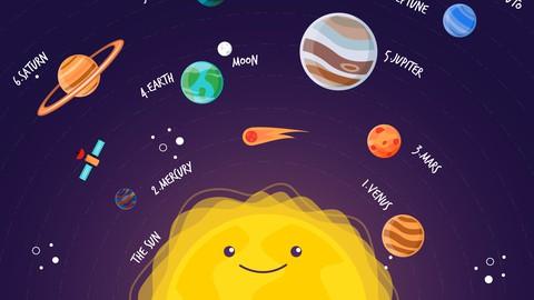Как устроена Солнечная система? Астрономия для школьников
