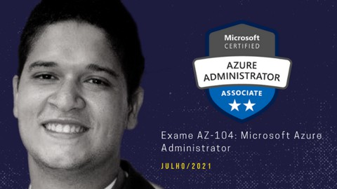 Exame AZ-104: Microsoft Azure Administrator