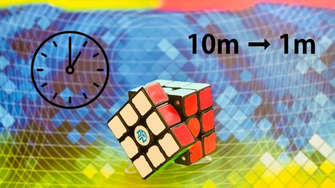 Advanced Rubik's Cube Guide: Solve in under a minute
